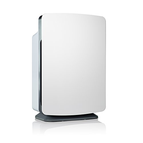 Alen BreatheSmart Classic Large Room Air Purifier, Medical Grade Filtration H13 True HEPA for 1100 Sqft, 99.99% Airborne Particle Removal, Captures Allergens & Dust, in, Allergies/Dust, White