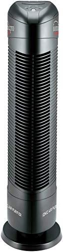Envion Ionic Pro 90IP01TA01W Turbo Ionic Air Purifier, 500 sq ft Room Capacity, Black