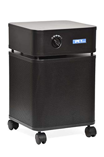 Austin Air B410B1 Pet Machine Air Purifier, Black