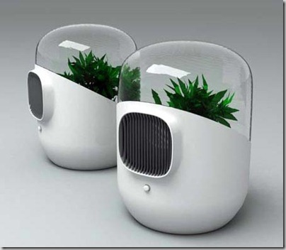 Plant Air Purifier