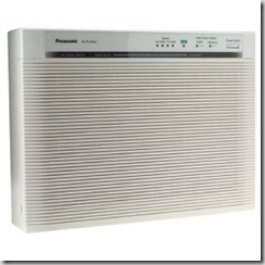 Panasonic F-P15HU2 Air Purifier