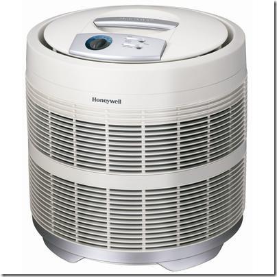 honeywell 50250 HEPA air purifier