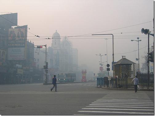 Kolkatta smog