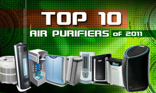 Top 10 Air Purifiers of 2010