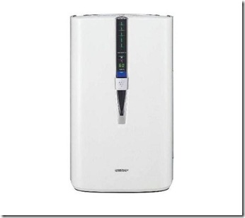 SSharp air purifier 2