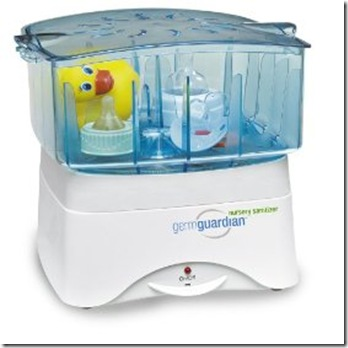 germ-guardian nursery sanitizer