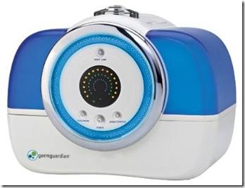 germ-guardian ultrasonic humidifier