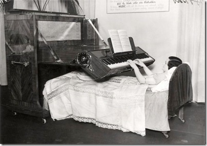 piano-bed